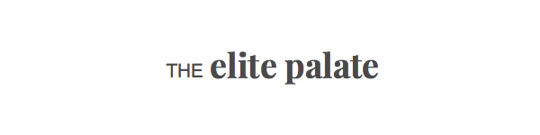 The Elite Palate