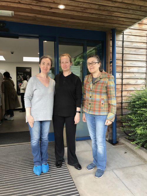 London Trip Day 4 with Olga Semenova